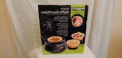 Presto 03500 Belgian Waffle Bowl Maker