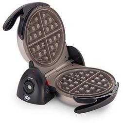 Presto 03510 Ceramic FlipSide Belgian Waffle Maker Makers Sm