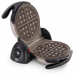 Presto 03510 FlipSide Belgian Waffle Maker Ceramic Nonstick