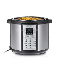 15-in-1 Electric Pressure Cooker Programmable Stainless Stee