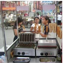 Hot Sale 110V/220V Commercial Use Electric Corn Dog Maker Ma