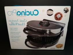 Cucina Pro 1475 - Classic Round Heart Waffler