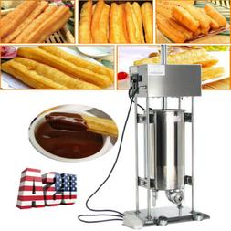 15L 25W Commercial Electric Spanish Churros Maker Baker Mach