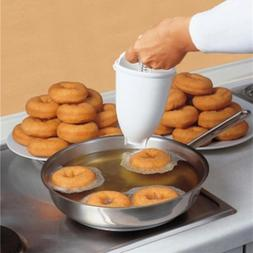 1PC Plastic Donut <font><b>Maker</b></font> Dispenser Doughn