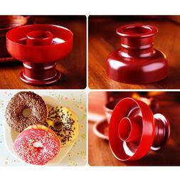 1pc Plastic Light Donut <font><b>Maker</b></font> Cutter Flo