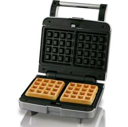 Farberware 2 Slice Nonstick Belgian Waffle Maker With Remova