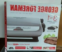 3 in 1 grill panini waffle maker
