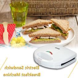 750W Electric Sandwich <font><b>Maker</b></font> <font><b>Wa