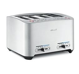 Breville BTA840XL Die-Cast 4-Slice Smart Toaster