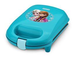 Disney DFR-5 Waffle Maker, One Size, Blue