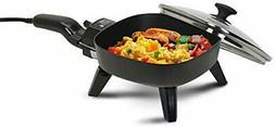 Elite Cuisine EFS-400 Maxi-Matic 7-Inch Non-Stick Electric S