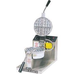 Gold Medal  - 34 Waffles/Hr Round Belgian Waffle Baker w/ El