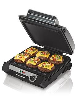 Hamiton Beach  Electric Smokeless Indoor Grill & Electric Gr