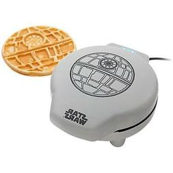 ThinkGeek Star Wars Death Star Waffle Maker - Perfect for Al