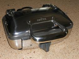 All Clad 2 Square Waffle Maker Machine