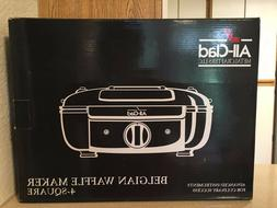 All-Clad Belgian Waffle Maker 4-Square Brand New in Box