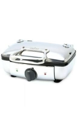 All-Clad WD700462 4-Square Belgian Waffle Maker New in Box