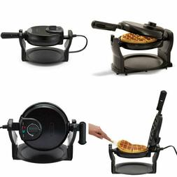 Beian Waffle Maker Rotating Commercial Non Stick Round Waffl