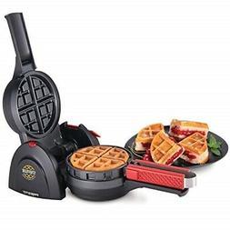 Belgian Stuffed Waffle Maker