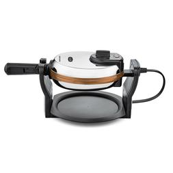 Belgian Waffle Iron Flip Bella Maker Rotating Easy Large Fli