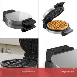 Belgian Waffle Maker Black+Decker Stainless Steel Waffle Iro
