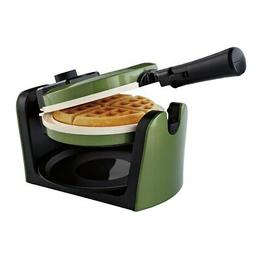 Belgian Waffle Maker Ceramic Coating Non Stick DuraCeramic F