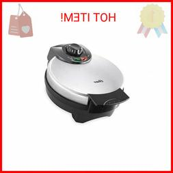 Belgian Waffle Maker Professional Kitchen Stainless Steel Br
