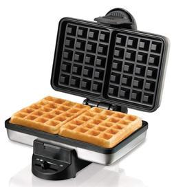 Hamilton Beach Belgian Waffle Maker/ * Nonstick Grids*