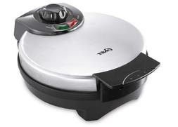 Oster Belgian Waffle Maker, Stainless Steel  Silver