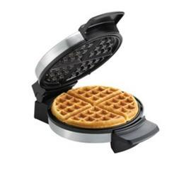 black and decker belgian waffle maker new