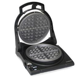Black Color Select Non-Stick Coating Waffle Maker with Uniqu