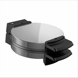 BLACK+DECKER Belgium Waffle Maker, Stainless Steel, WMB500