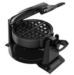Black + Decker Rotating Waffle Maker