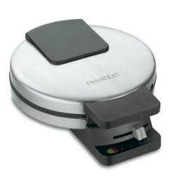 Black Stainless Steel American Waffle Maker, Large Tradition