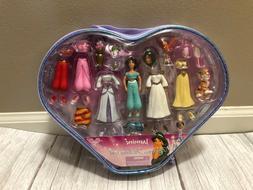 BRAND NEW & RARE Disney Aladdin Jasmine Deluxe Princess Fash