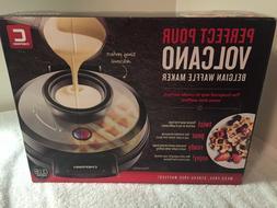 Brand New! - Chefman Belgian Waffle Maker Innovative Patente