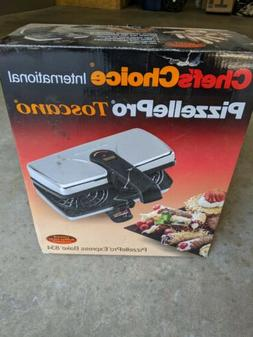 BRAND NEW CHEFS CHOICE PIZZELLE PRO TOSCANO # 834 PIZZELLE I