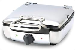 *Brand New In Box* All-Clad 4-Slice Stainless Steel Belgian