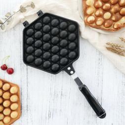 Bubble Waffle Maker Breakfast Snacks Dessert Egg Taste Kitch