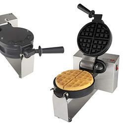 bubble waffle maker rotated nonstick