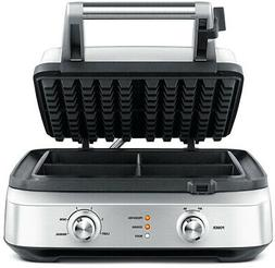 Breville BWM604BSS Smart Waffle Maker, Brushed Stainless Ste