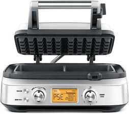 Breville BWM620XL the Smart Pro 2 Slice Waffle Maker Silver