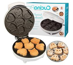 Cartoon Pan Shaped Maker New Cake Cooking Waffle Electric Wa