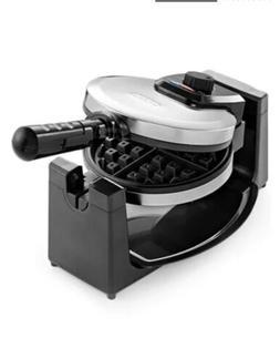 BELLA Classic Rotating Belgian Waffle Maker, Polished Stainl