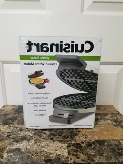 Cuisinart Classic Waffle Maker 5 Setting Browning Control fr