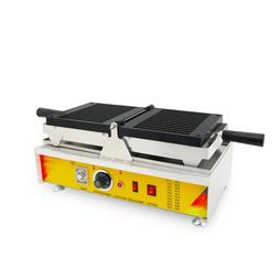commercial nonstick electric waffle fries stick maker