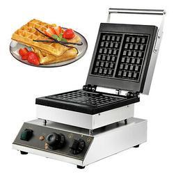 Commercial Belgian Waffle Maker Machine Muffin Maker Crispy