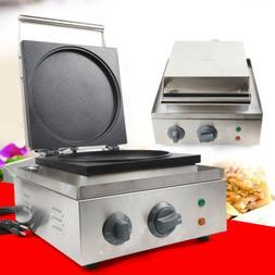 crepe maker machine pancake griddle nonstick electric