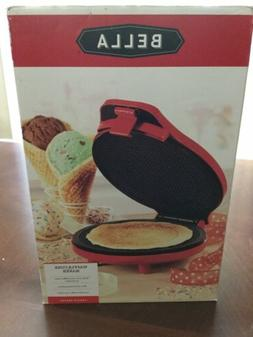 Bella Cucina Electric Waffle Ice Cream Cone Maker New