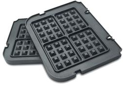 Cuisinart GR-WAFP Non Stick Waffle Maker Removable Plates fo
